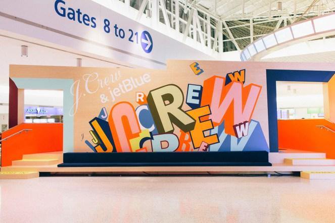 J.Crew X JetBlue (PRNewsFoto/J.Crew)