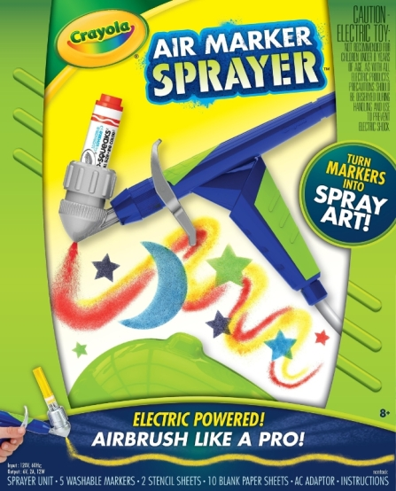 Crayola LLC Air Marker Sprayer